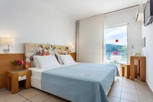 A room at Hotel Akti