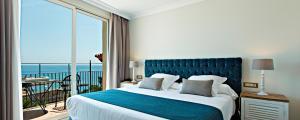 A room at Hotel Aigua Blava