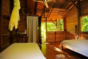 A room at Suital Lodge