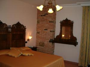 Camera di Hotel La Palazzina
