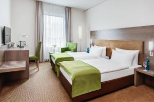 A room at IntercityHotel Mainz