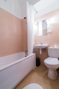 Łazienka w obiekcie Apartament Ku Słońcu - Hel