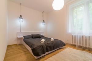 Pokój w obiekcie Apartament Ku Słońcu - Hel