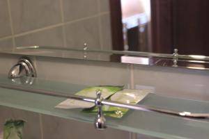 Ванная комната в Отель Уют