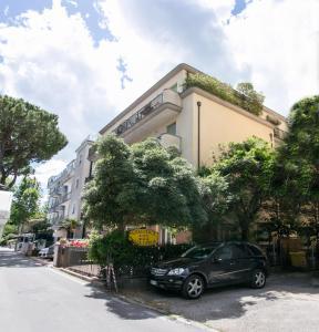 The facade or entrance of Residence Villa Ofelia