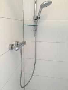 Ein Badezimmer in der Unterkunft Ferienwohnung Am Ziegelbach