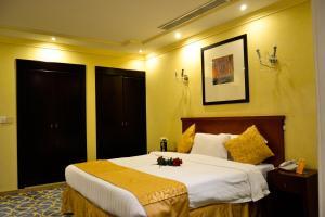 Um quarto em Odst Jeddah Hotel