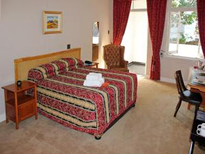A room at Durban Manor Hotel and Conference Centre
