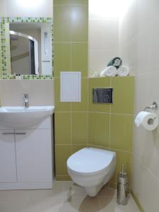 Łazienka w obiekcie Apartament Green