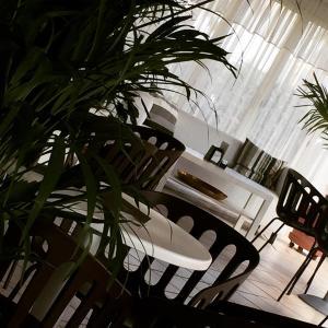 Salone o bar di Hotel Benvenuto
