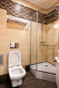 Ванная комната в Мини-отель Игрок