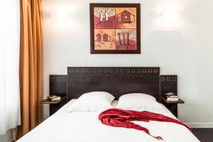 A room at Aparthotel Adagio Access Toulouse Jolimont
