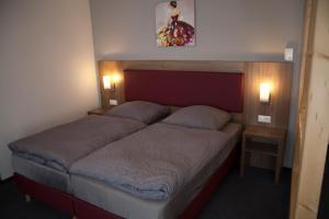 A room at La Flamme Wertheim garni