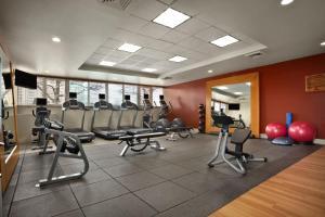 Palestra o centro fitness di Hilton New York JFK Airport Hotel
