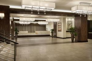 Hall o reception di Hilton New York JFK Airport Hotel