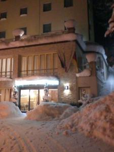 Hotel Miravalle 2000 durante l'inverno