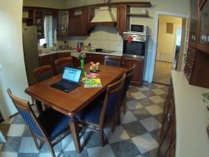Kuchyňa alebo kuchynka v ubytovaní Lemon Tree Hostel
