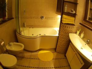 Kúpeľňa v ubytovaní Lemon Tree Hostel