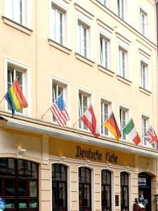Facciata o entrata di Hotel Deutsche Eiche