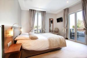 A room at Le Rhul