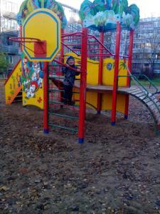 Детская игровая зона в Apartments on Ulitsa Narodnaya