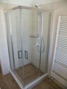 Kúpeľňa v ubytovaní ELEGANT apartmán ajaj