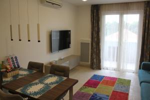 O cameră la Apartment Patricia