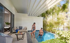 Spa and/or other wellness facilities at The Lind Boracay
