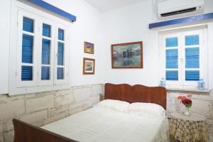 A room at Tzionis Petroktisto (Stonehouse)
