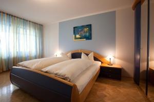 Ein Bett oder Betten in einem Zimmer der Unterkunft Vita Wellnesshotel