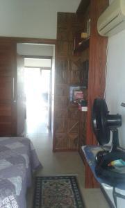 A room at Apartamento Taiba 2 suítes