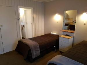 A room at Camberley Court Motel