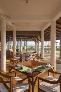 A restaurant or other place to eat at Kottukal Beach House by Jetwing