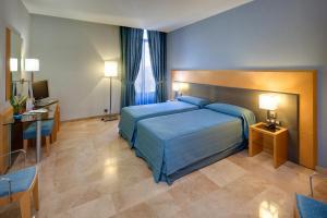 A room at Hotel del Mar
