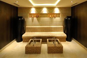 Lobby/Rezeption in der Unterkunft Thomas Hotel Spa & Lifestyle