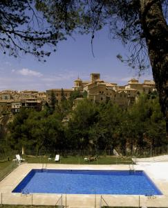 Piscina en o cerca de Parador de Cuenca