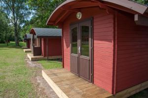 Siseõu või muu väliala majutusasutuses Karujärve Camping