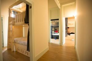 A bunk bed or bunk beds in a room at Douro Village Hostel