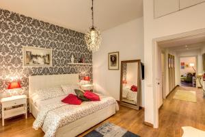 A room at Spagna Glamour Life Penthouse