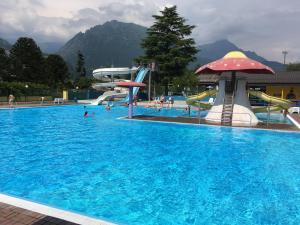 Het zwembad bij of vlak bij International Camping