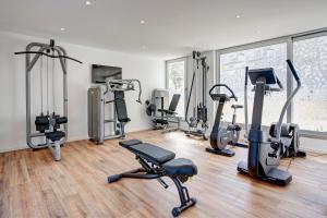 Centrum fitness w obiekcie The Sea Hotel by Grupotel - Adults Only