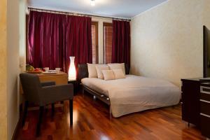 Ein Zimmer in der Unterkunft Sopocki Dwór Apartments