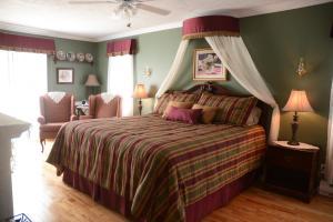 Hébergement de l'établissement Côté's Bed & Breakfast