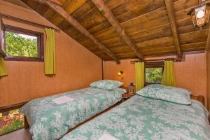 A room at Treehouse Dubrovnik