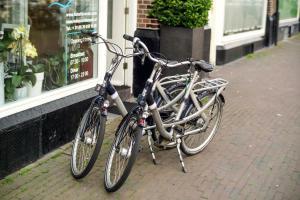 Biking at or in the surroundings of Hotel Larende