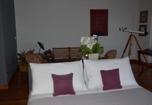 Area soggiorno di Suite 52