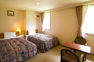 A room at Osake no Oyado Kisen