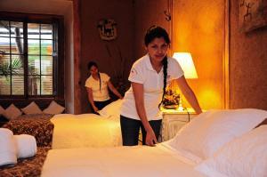Hotel Boutique Terra Diaguita & Spaのスタッフ