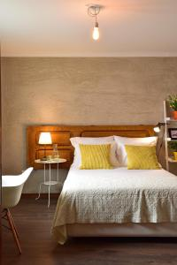 A room at Mercearia D'Alegria Boutique B&B
