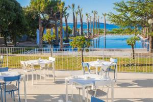 A restaurant or other place to eat at Amadria Park Jure